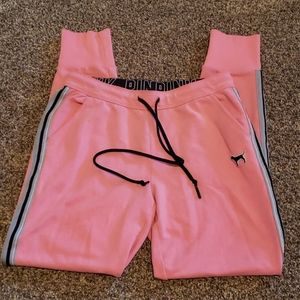 Joggers from Victoria's secret Pink
